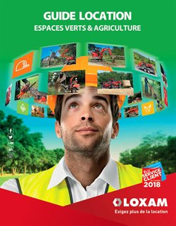 Guide Location Espaces Verts & Agriculture