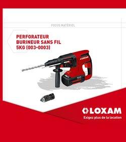 Loxam coupon ( Expire ce jour )