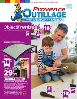 Provence Outillage coupon ( Expiré )