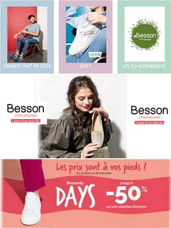 Besson coupon ( Expire demain )