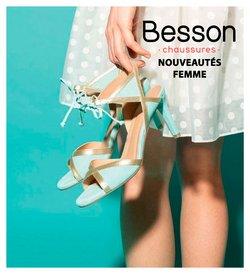 Promos de Vêtements et Chaussures dans le prospectus à Besson ( Expire demain)