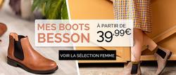 Besson coupon à Paris ( 27 jours de plus )