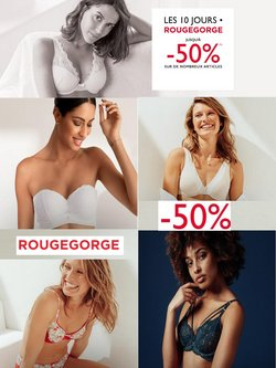 Rougegorge coupon ( Expire ce jour )