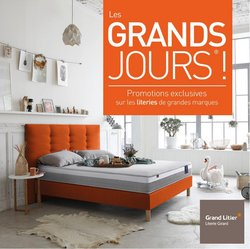 Grand Litier coupon ( Expire ce jour )