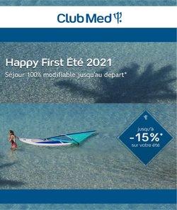 Club Med coupon ( Plus d'un mois )