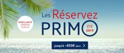 Promos de Nouvelles Frontières dans le prospectus à Paris