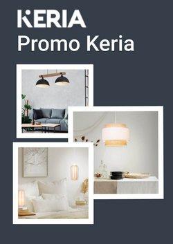Promos de Keria Luminaires dans le prospectus à Keria Luminaires ( Nouveau)