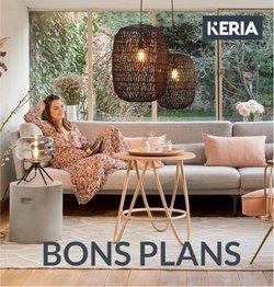 Promos de Keria Luminaires dans le prospectus à Keria Luminaires ( 2 jours de plus)