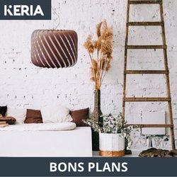 Promos de Keria Luminaires dans le prospectus à Keria Luminaires ( 9 jours de plus)