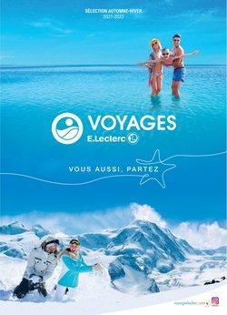 E.Leclerc Voyages coupon ( Plus d'un mois)