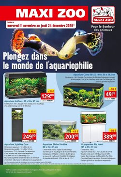 Maxi Zoo coupon ( Il y a 2 jours )