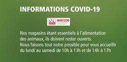 Maxi Zoo coupon à Wattrelos ( Expire demain )