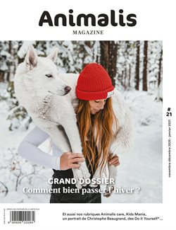Promos de Jardineries et Animaleries dans le prospectus de Animalis à Boulogne-Billancourt ( Il y a 2 jours )