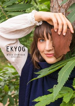 Ekyog coupon ( Plus d'un mois )