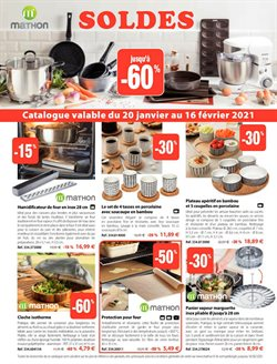 Mathon coupon ( Expire demain )