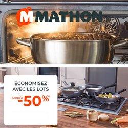 Promos de Mathon dans le prospectus à Mathon ( 8 jours de plus)