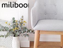 Promos de Miliboo dans le prospectus à Miliboo ( 16 jours de plus)