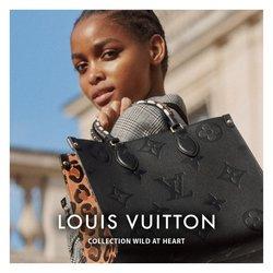 Promos de Marques de luxe dans le prospectus à Louis Vuitton ( Plus d'un mois)