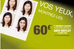 Promos de Opticiens et Soins dans le prospectus de Visual à Nantes