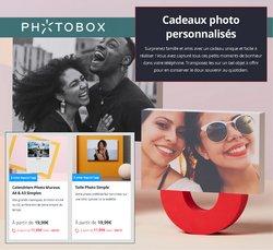 Promos de Culture et Loisirs dans le prospectus à Photobox ( Publié hier)