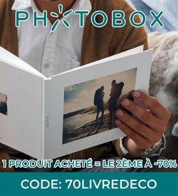 Promos de Culture et Loisirs dans le prospectus à Photobox ( 8 jours de plus)