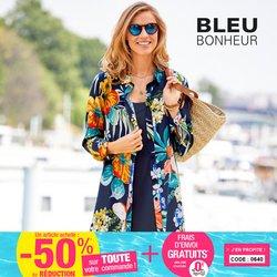 Promos de Bleu Bonheur dans le prospectus à Bleu Bonheur ( 3 jours de plus)