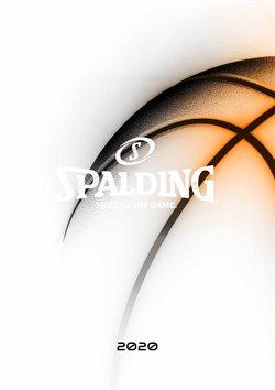 Spalding coupon ( Expiré )