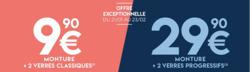 Promos de Opticiens et Soins dans le prospectus de Lynx Optique à Paris