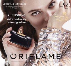 Promos de Parfumeries et Beauté dans le prospectus de Oriflame à Marseille ( 24 jours de plus )