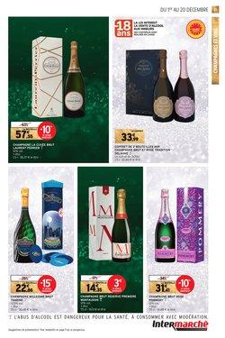 Champagne à Intermarché