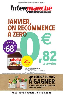 Intermarché coupon à Marseille ( Publié hier )