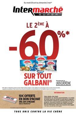 Intermarché coupon à Lyon ( Il y a 3 jours )