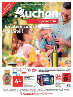 Auchan coupon à Saint-Nazaire (Loire Atlantique) ( Expire demain )