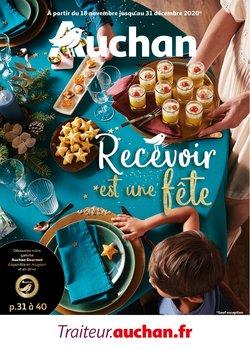 Auchan coupon à Paris ( Plus d'un mois )