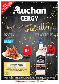 Auchan coupon à Cergy ( Publié hier )