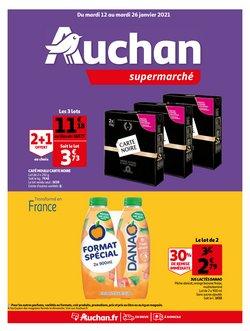 Auchan coupon à Nice ( 8 jours de plus )