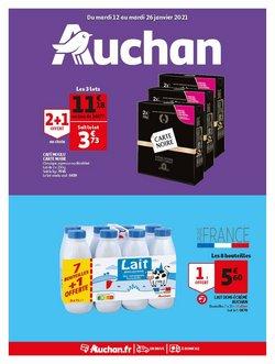 Auchan coupon ( 9 jours de plus )