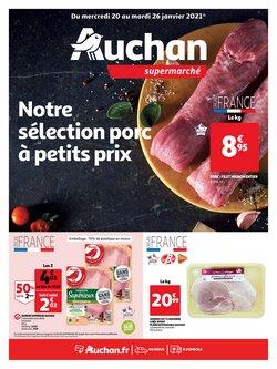Auchan coupon à Nice ( Nouveau )