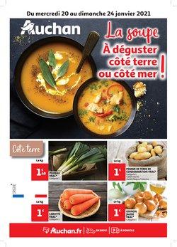 Auchan coupon à Toulouse ( 3 jours de plus )
