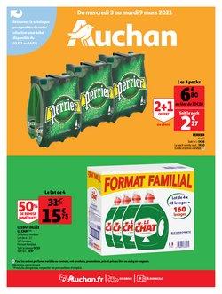 Auchan coupon à Paris ( 2 jours de plus )