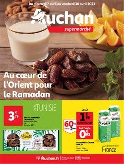 Auchan coupon ( 15 jours de plus )
