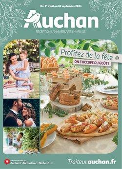 Promos de Auchan dans le prospectus à Auchan ( Plus d'un mois)