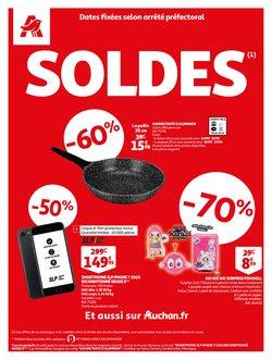 Promos de Auchan dans le prospectus à Auchan ( 2 jours de plus)