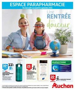 Promos de Auchan dans le prospectus à Auchan ( 5 jours de plus)