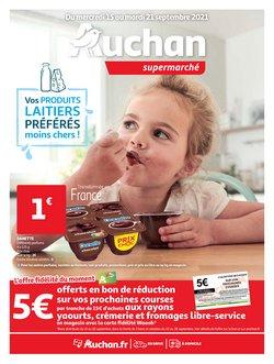 Promos de Auchan dans le prospectus à Auchan ( Publié hier)