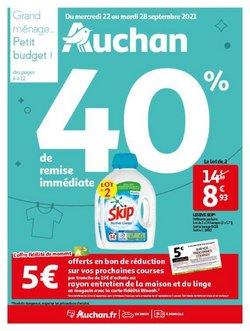 Auchan coupon ( 3 jours de plus)