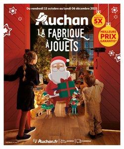 Promos de Jouets et Bébé dans le prospectus à Auchan ( Plus d'un mois)