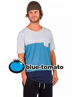 Blue Tomato coupon ( Plus d'un mois )