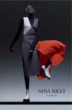 Promos de Nina Ricci dans le prospectus à Nina Ricci ( 14 jours de plus)