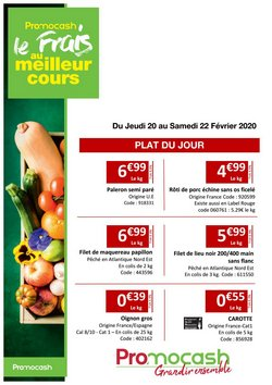 Promocash coupon à Paris ( 3 jours de plus )